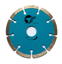Cold Pressed-Segmented Saw Blade