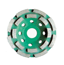 Double Row Cup Grinding Wheel